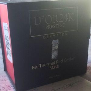 D'OR24K PRESTIGE DERMATOX MASK